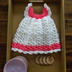 Other - Preemie-newborn Easter/summertime dress